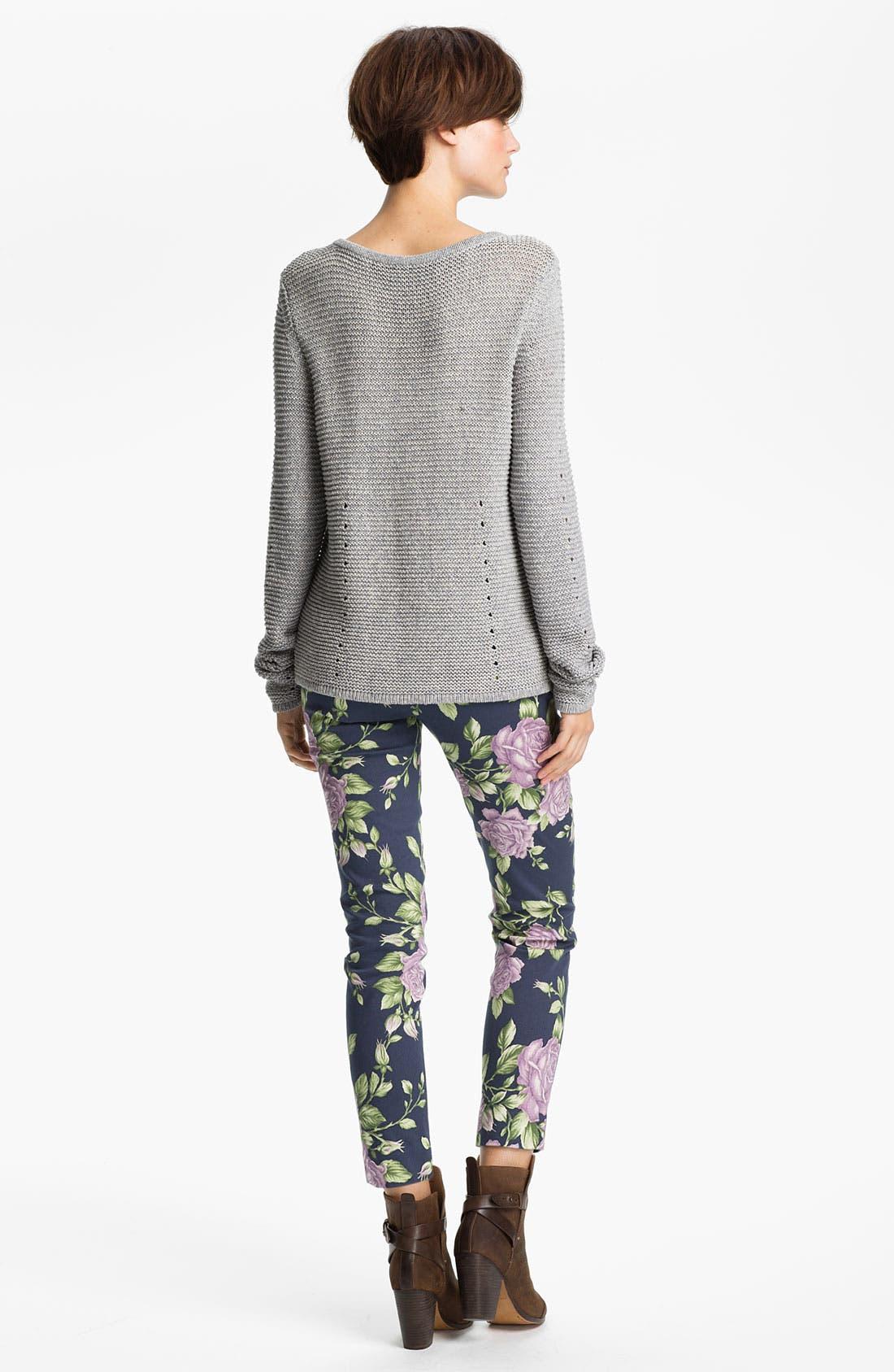 Alternate Image 2  - rag & bone 'Laurel' Pullover