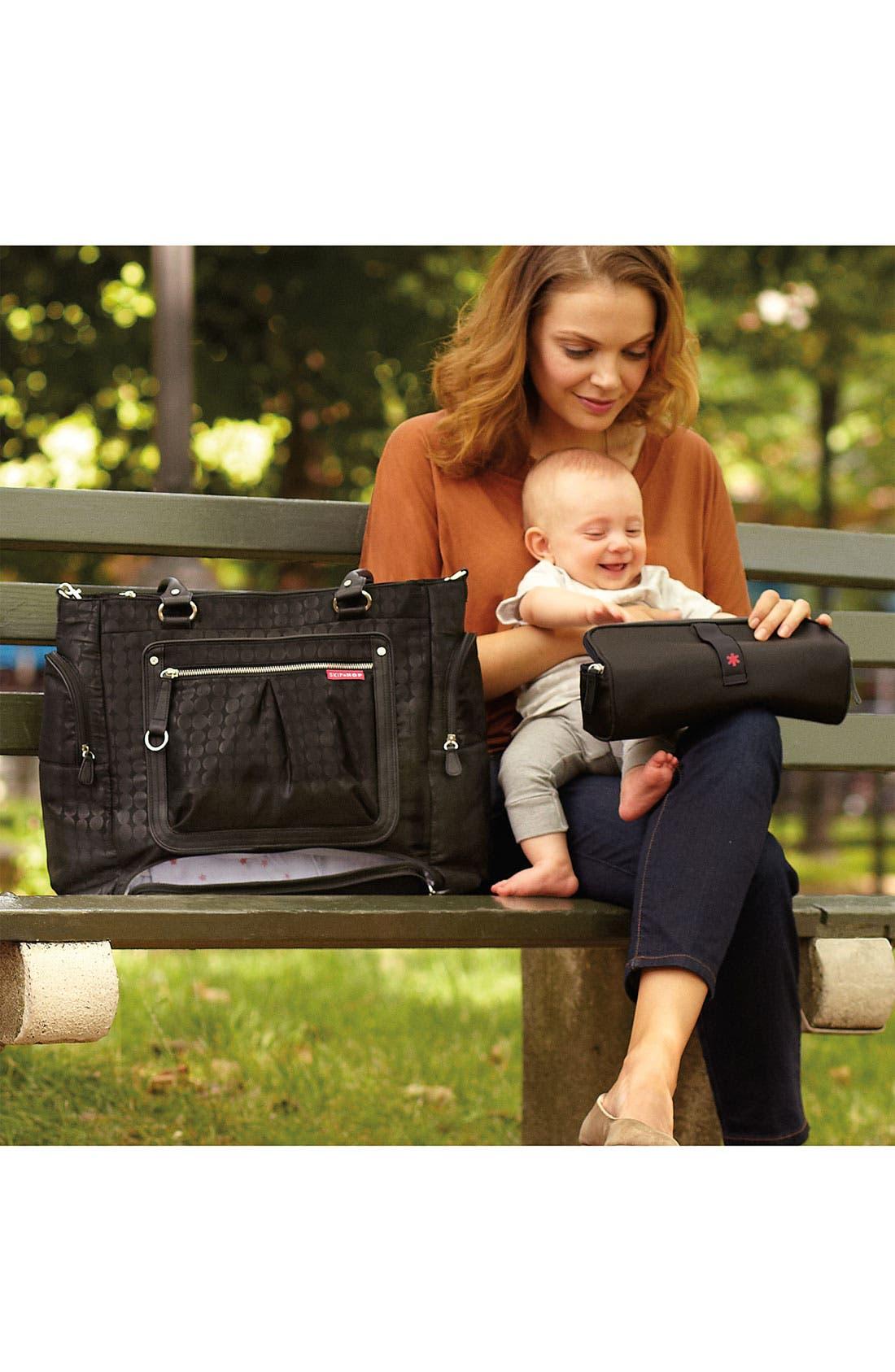 Alternate Image 3  - Skip Hop 'Lady Bento' Diaper Bag