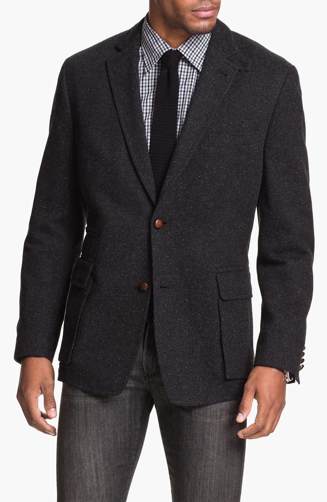 Main Image - Kroon 'Waits' Tweed Sportcoat