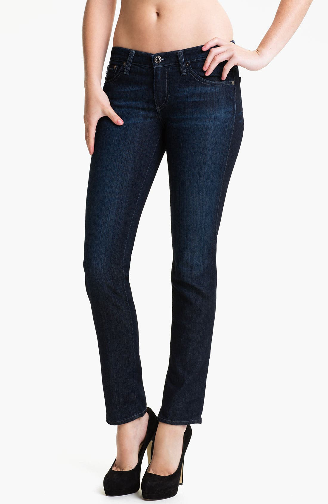 Main Image - AG Jeans 'Stilt' Skinny Jeans (Chandelier)