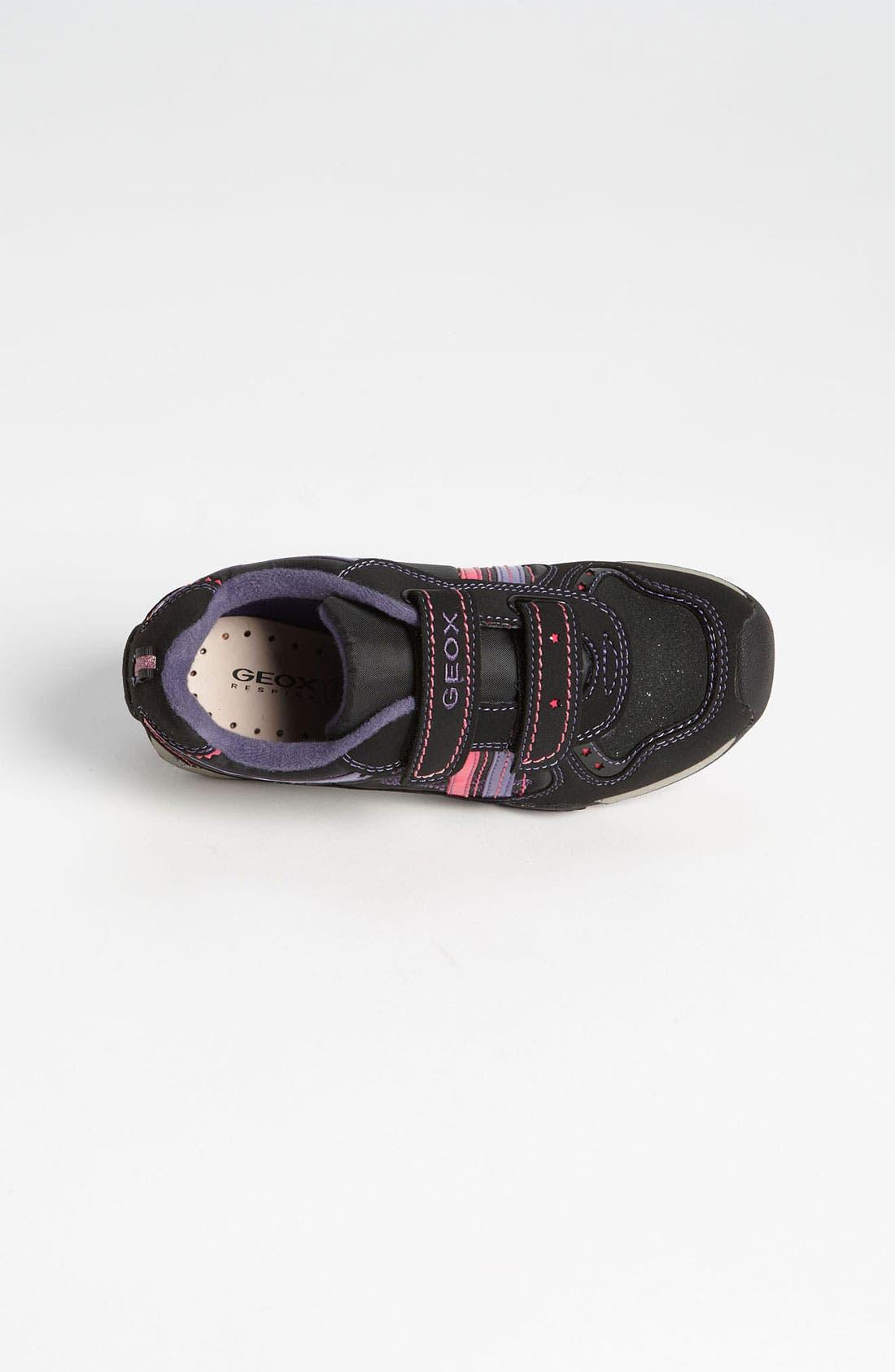 Alternate Image 3  - Geox 'Jocker Girl' Sneaker (Toddler & Little Kid)