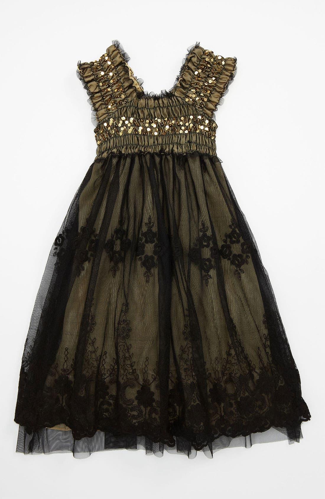 Main Image - Luna Luna Copenhagen 'Marquesa' Dress (Little Girls)