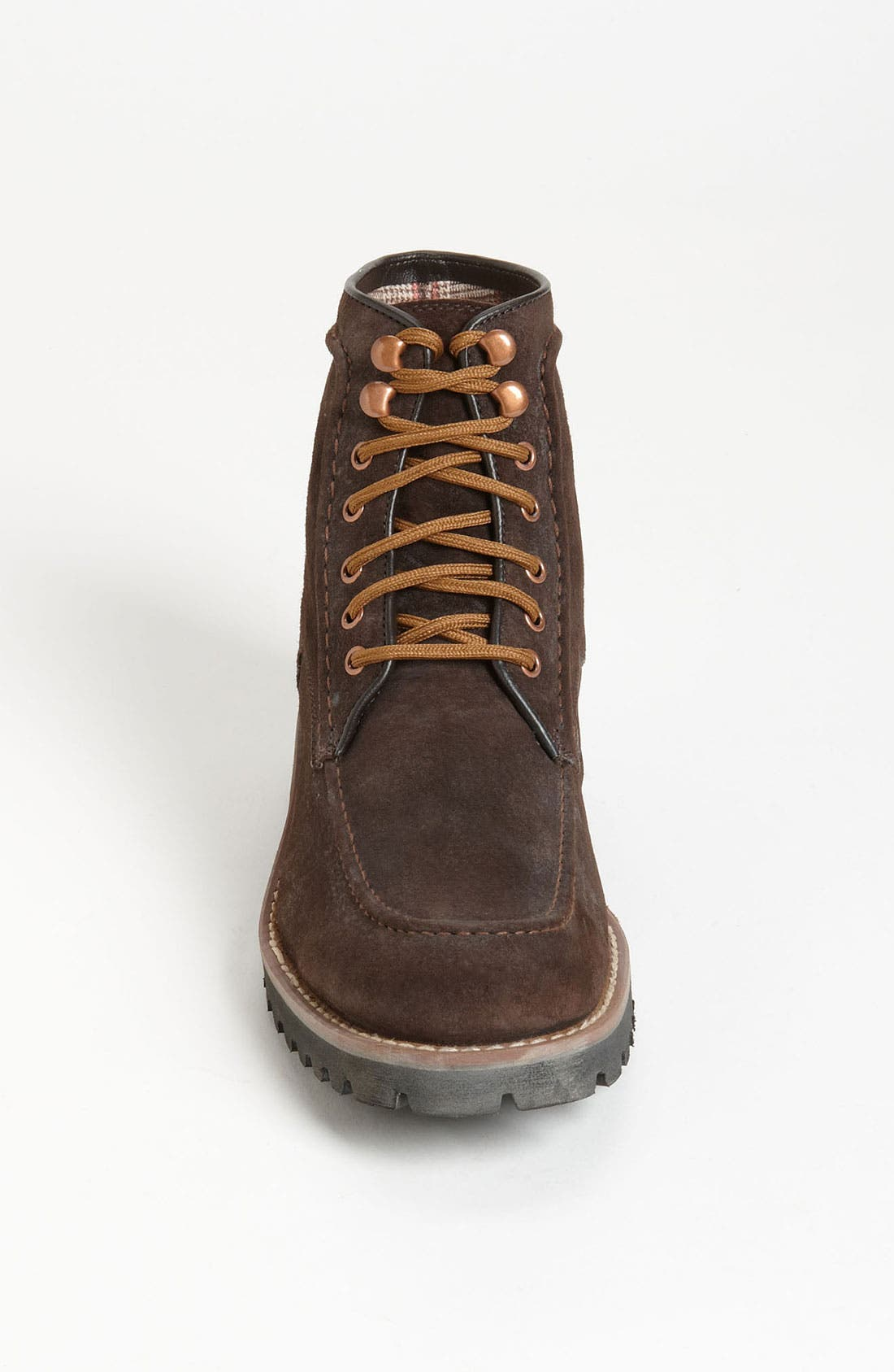 Alternate Image 3  - Hush Puppies® 'Ross' Moc Toe Boot (Online Only)