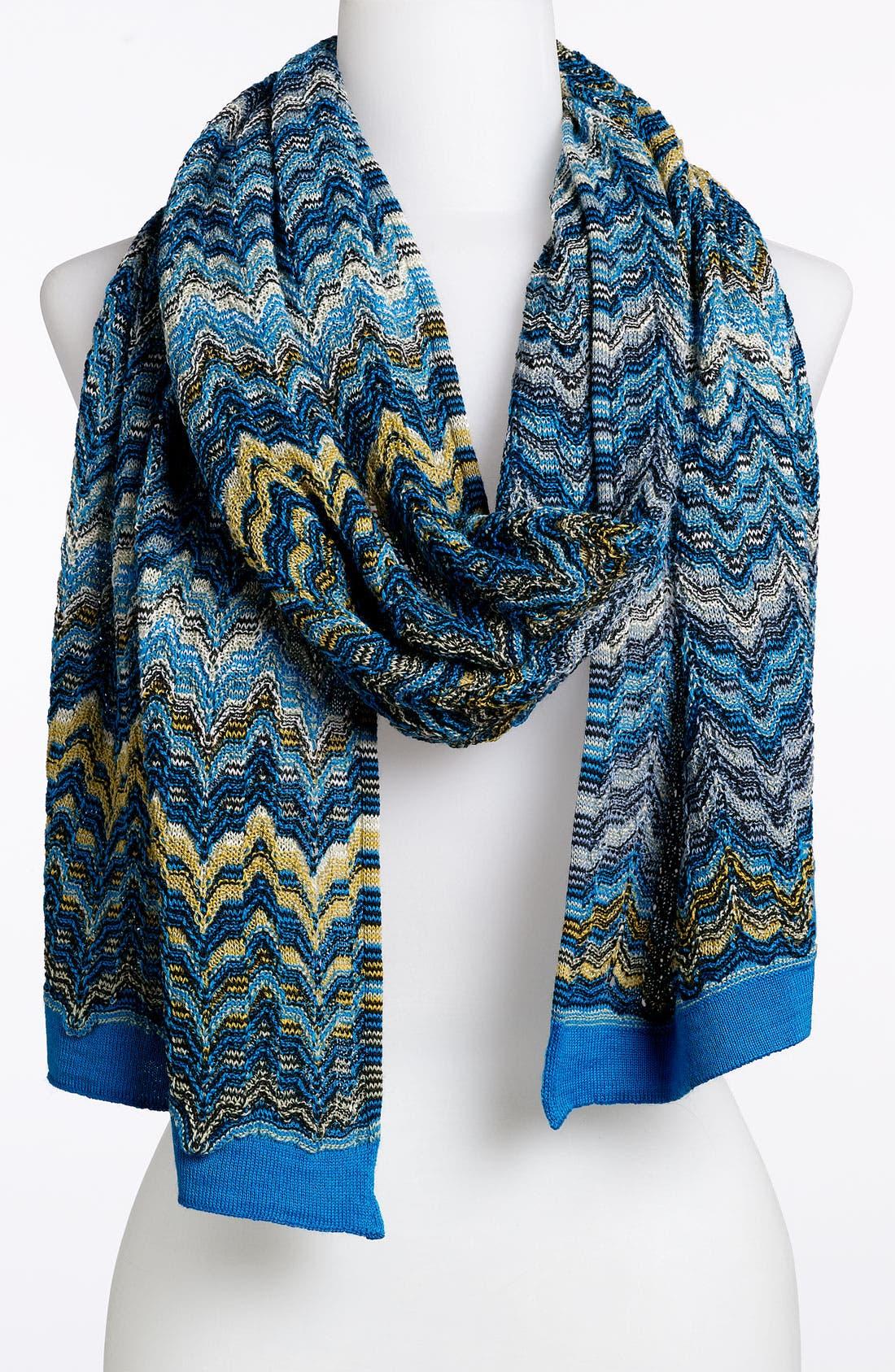 Alternate Image 1 Selected - Missoni Wool Scarf