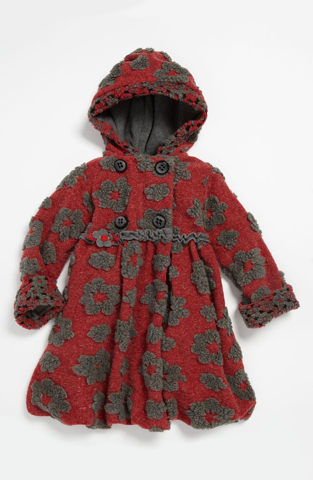 Alternate Image 1 Selected - Corky & Company 'Mary Jane' Coat (Little Girls)