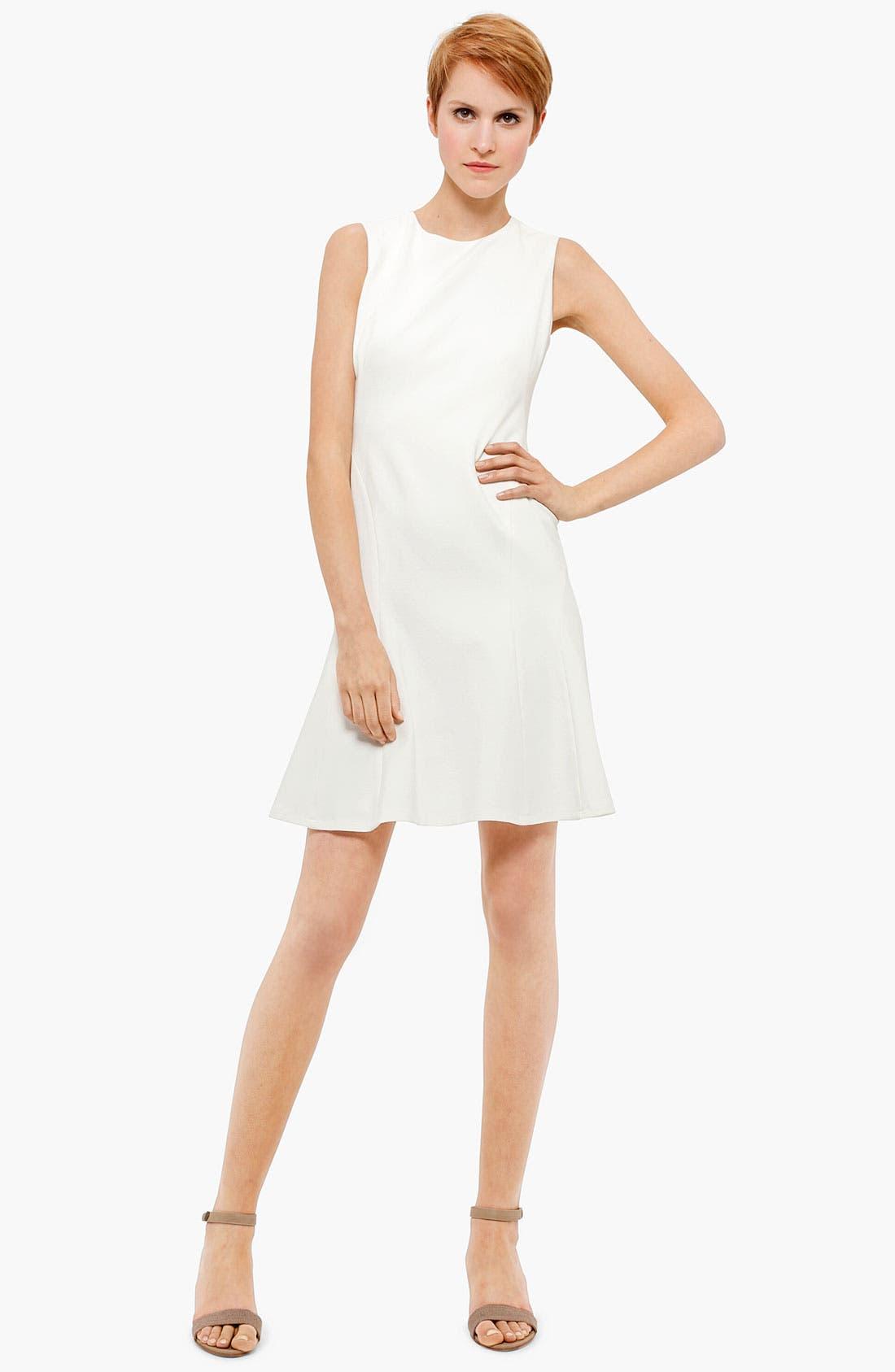 Main Image - Akris punto A-Line Jersey Dress