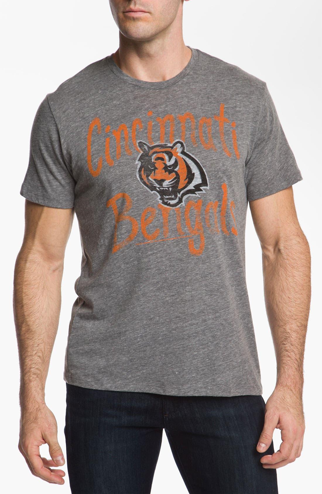 Alternate Image 1 Selected - Junk Food 'Cincinnati Bengals' T-Shirt