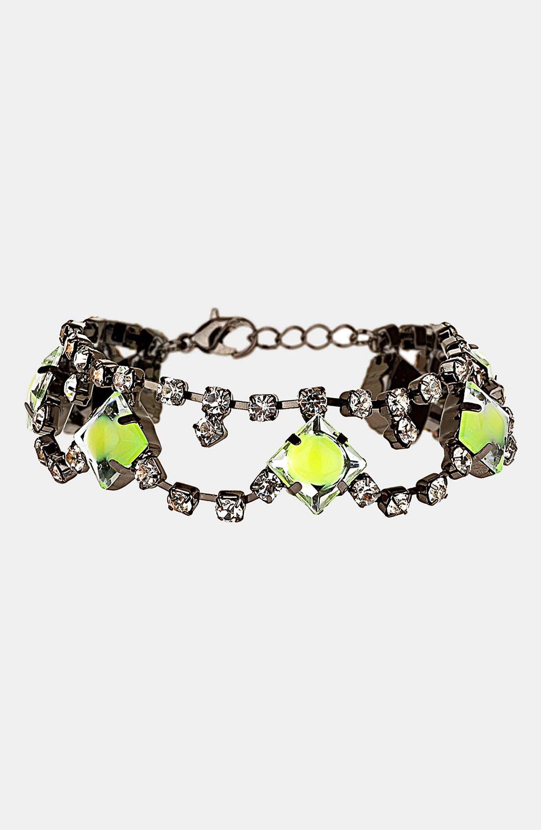 Main Image - Topshop 'Neon' Bracelet