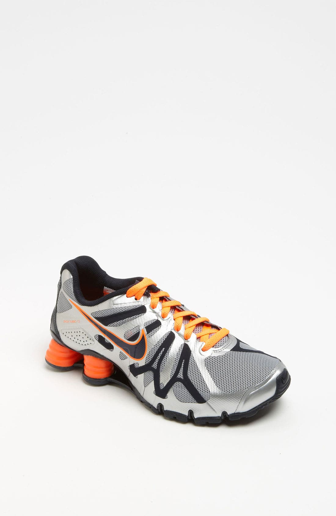 Alternate Image 1 Selected - Nike 'Shox Turbo 13' Running Shoe (Big Kid)