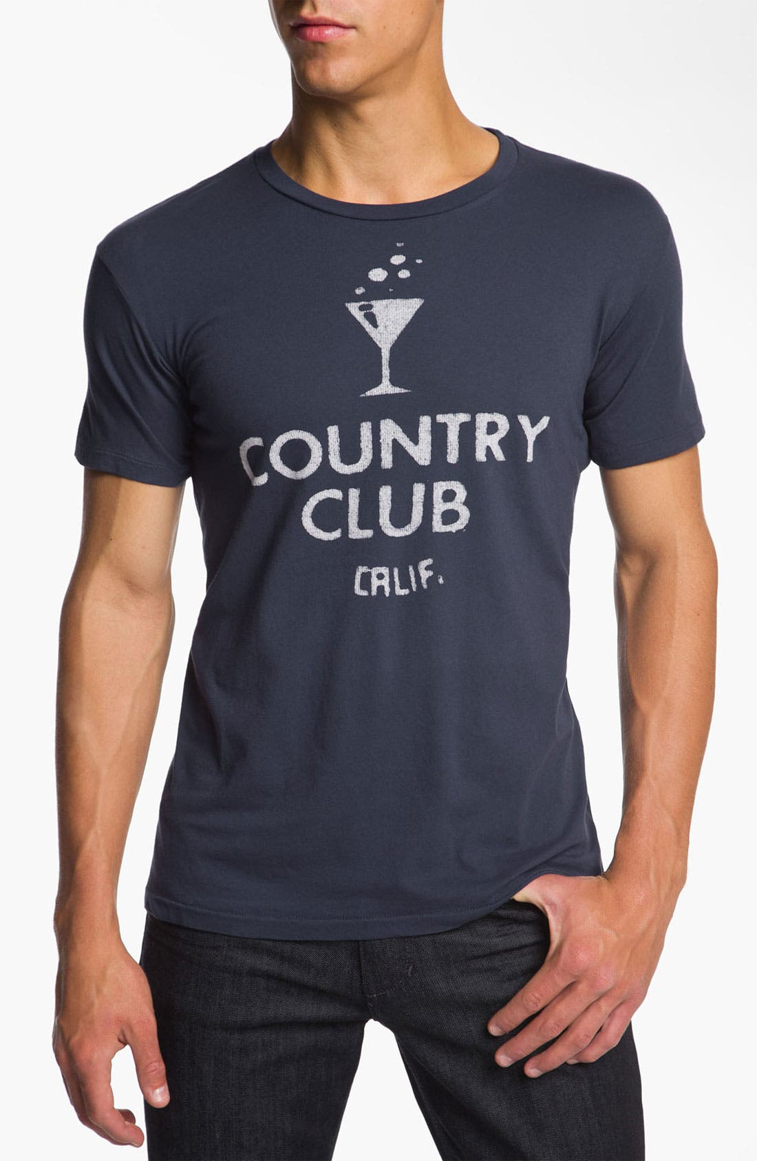 Alternate Image 1 Selected - Sol Angeles 'Country Club' Graphic T-Shirt