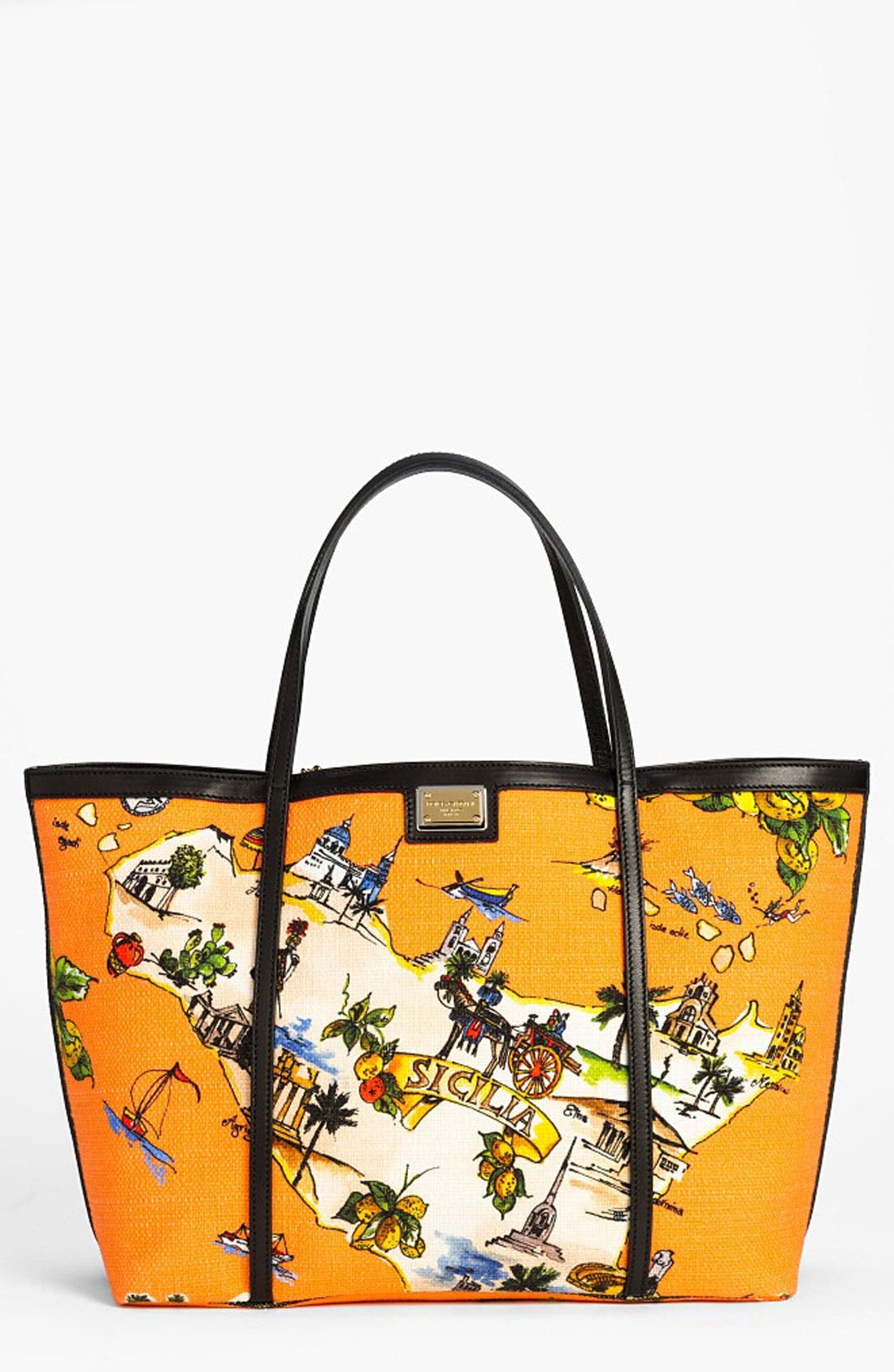 Main Image - Dolce&Gabbana 'Miss Escape' Tote