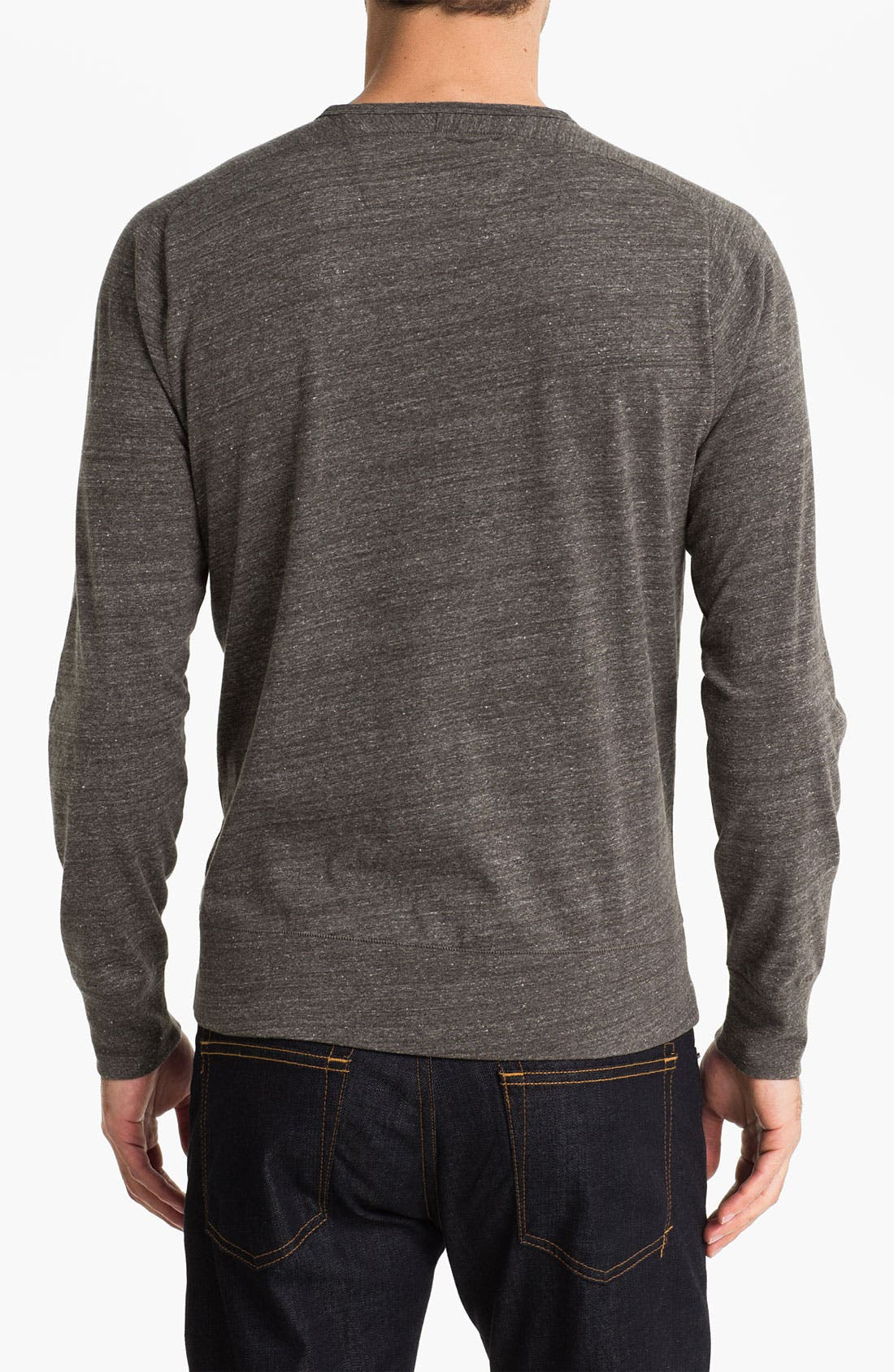 Alternate Image 2  - John Varvatos Star USA Crewneck T-Shirt