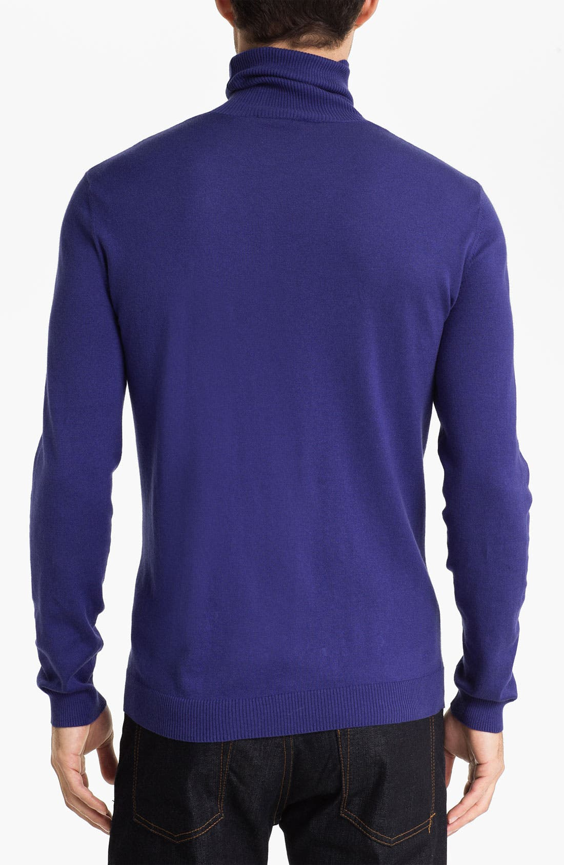 Alternate Image 2  - HUGO 'Storte' Turtleneck Sweater