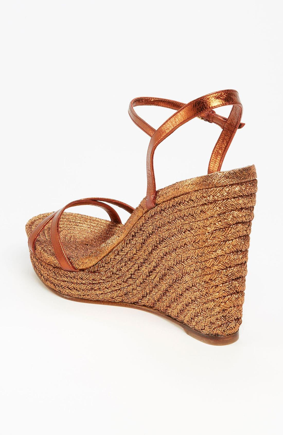 Alternate Image 2  - Gucci 'Lia' Espadrille Sandal