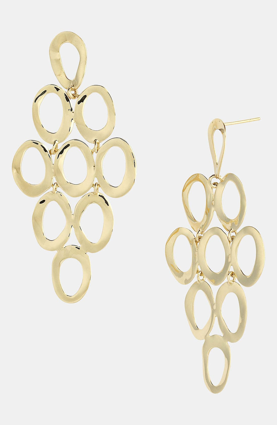 Alternate Image 1 Selected - Ippolita 18k Gold Cascade Earrings