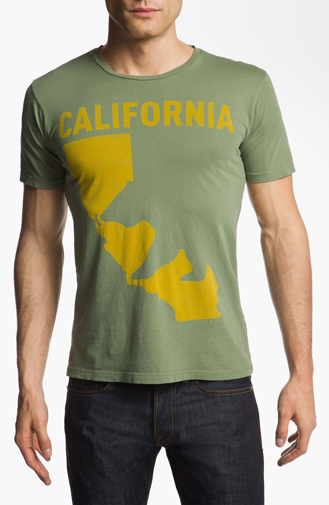 Alternate Image 1 Selected - Altru 'California Bear' Graphic T-Shirt