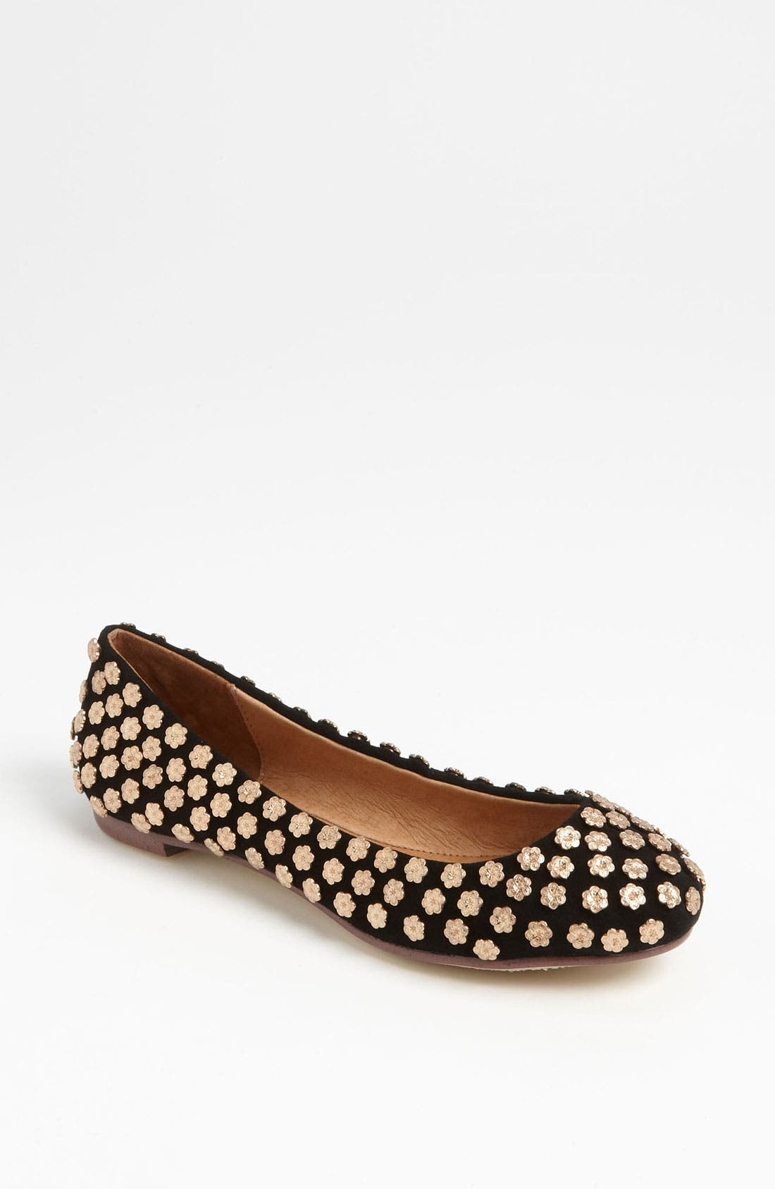 Alternate Image 1 Selected - Jeffrey Campbell 'Daisy Age' Flat