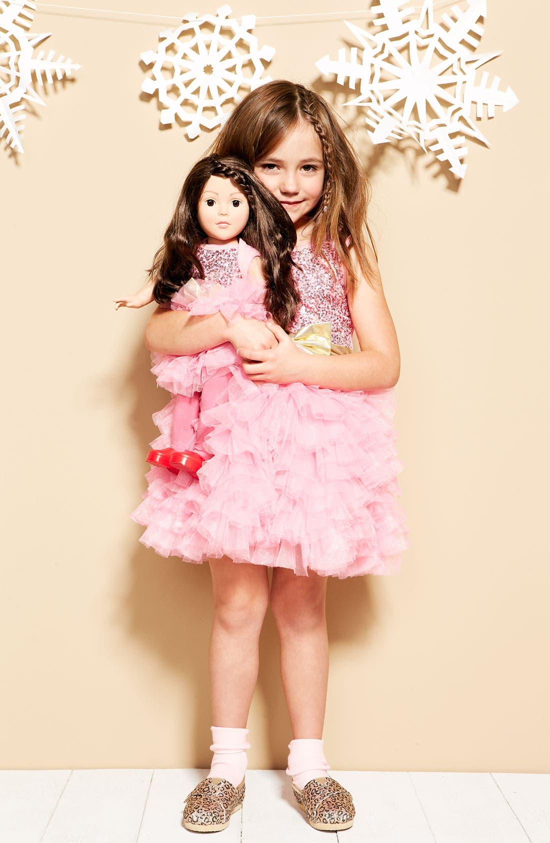 Alternate Image 2  - Ooh! La, La! Couture 'Wow Dream' Doll Dress