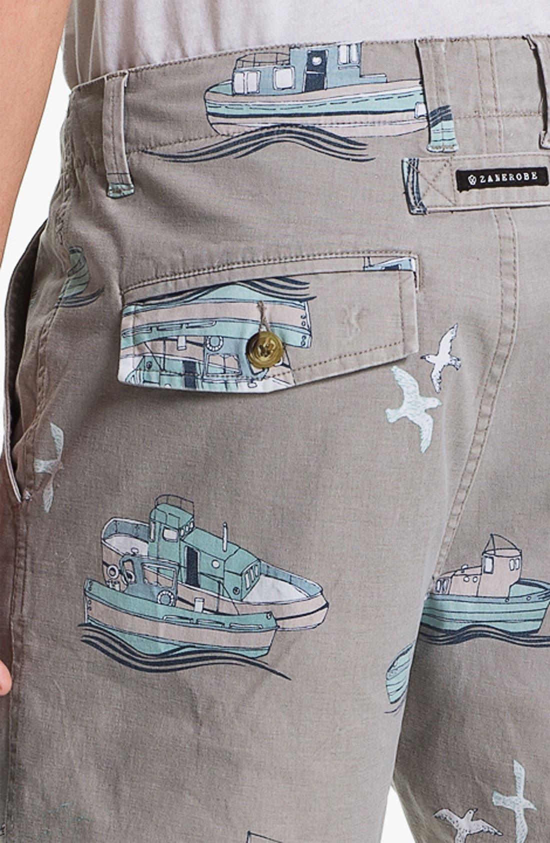 Alternate Image 3  - Zanerobe 'Tug-o-War' Shorts