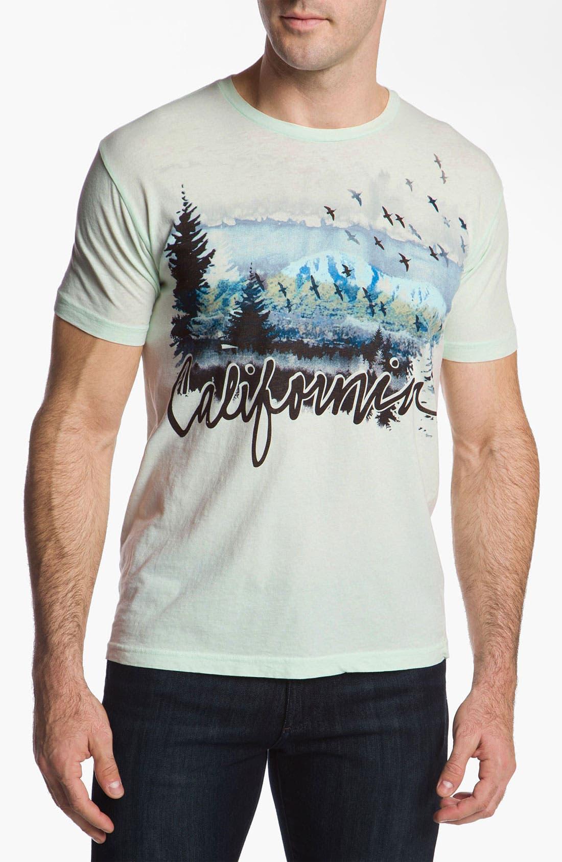 Main Image - Element 'Horizon' Graphic T-Shirt