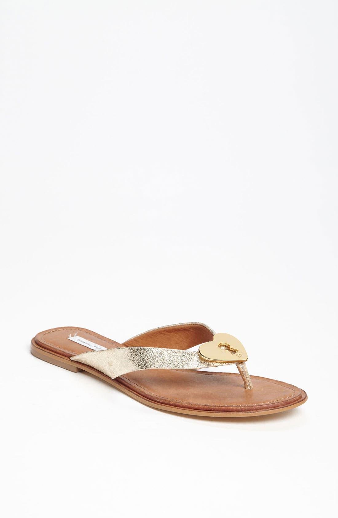Alternate Image 1 Selected - Diane von Furstenberg 'Kyra' Sandal