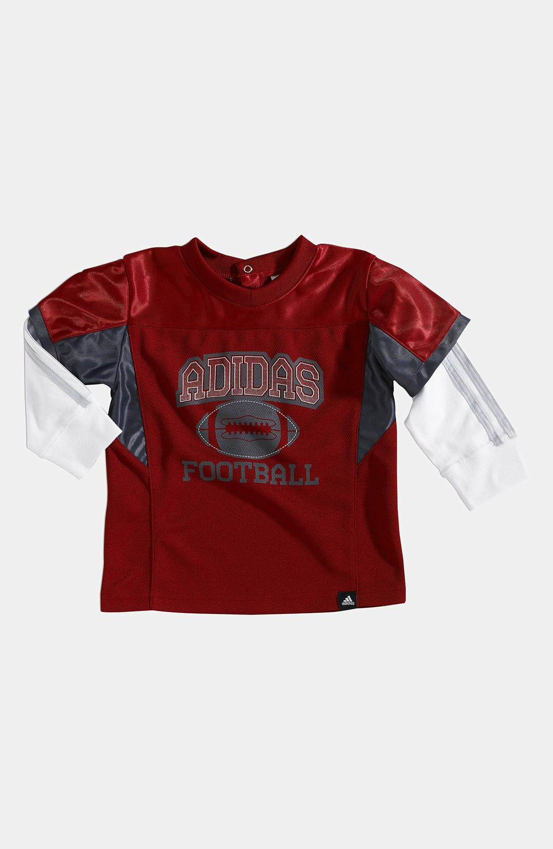 Alternate Image 1 Selected - adidas 'Kick Off' Jersey Top (Infant)