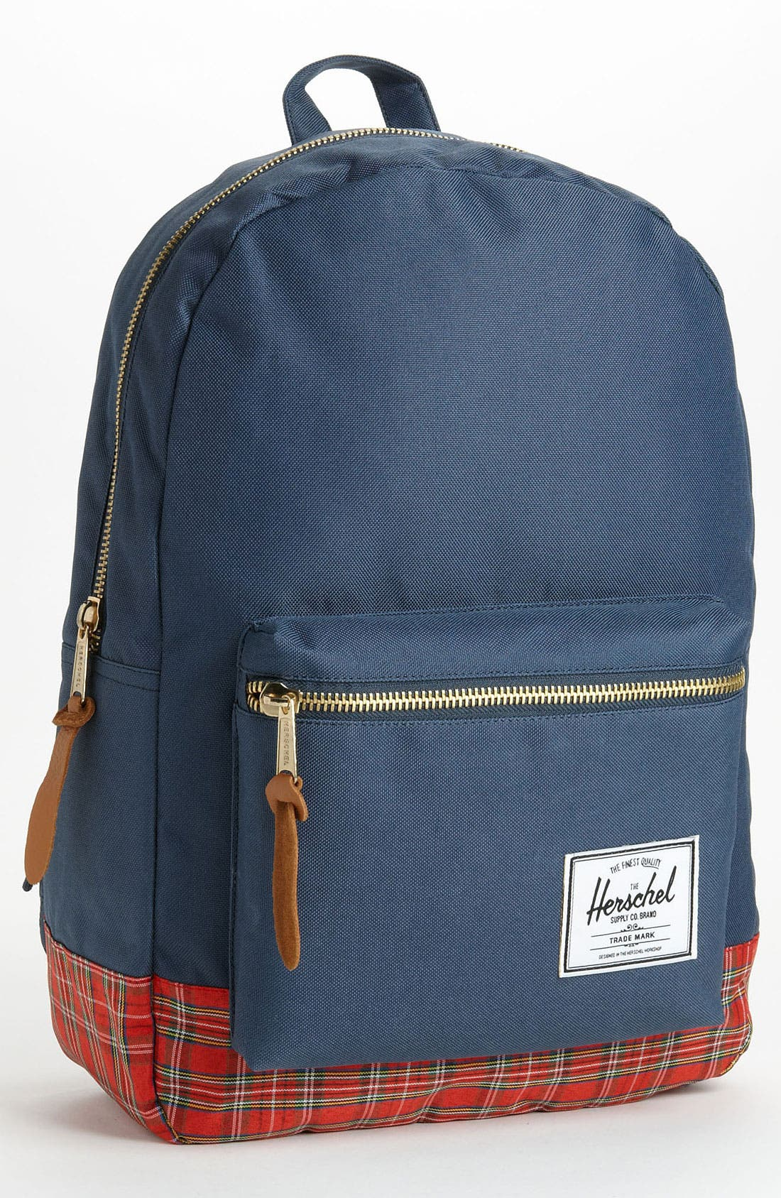 Alternate Image 1 Selected - Herschel Supply Co. 'Tartan Collection - Settlement' Backpack