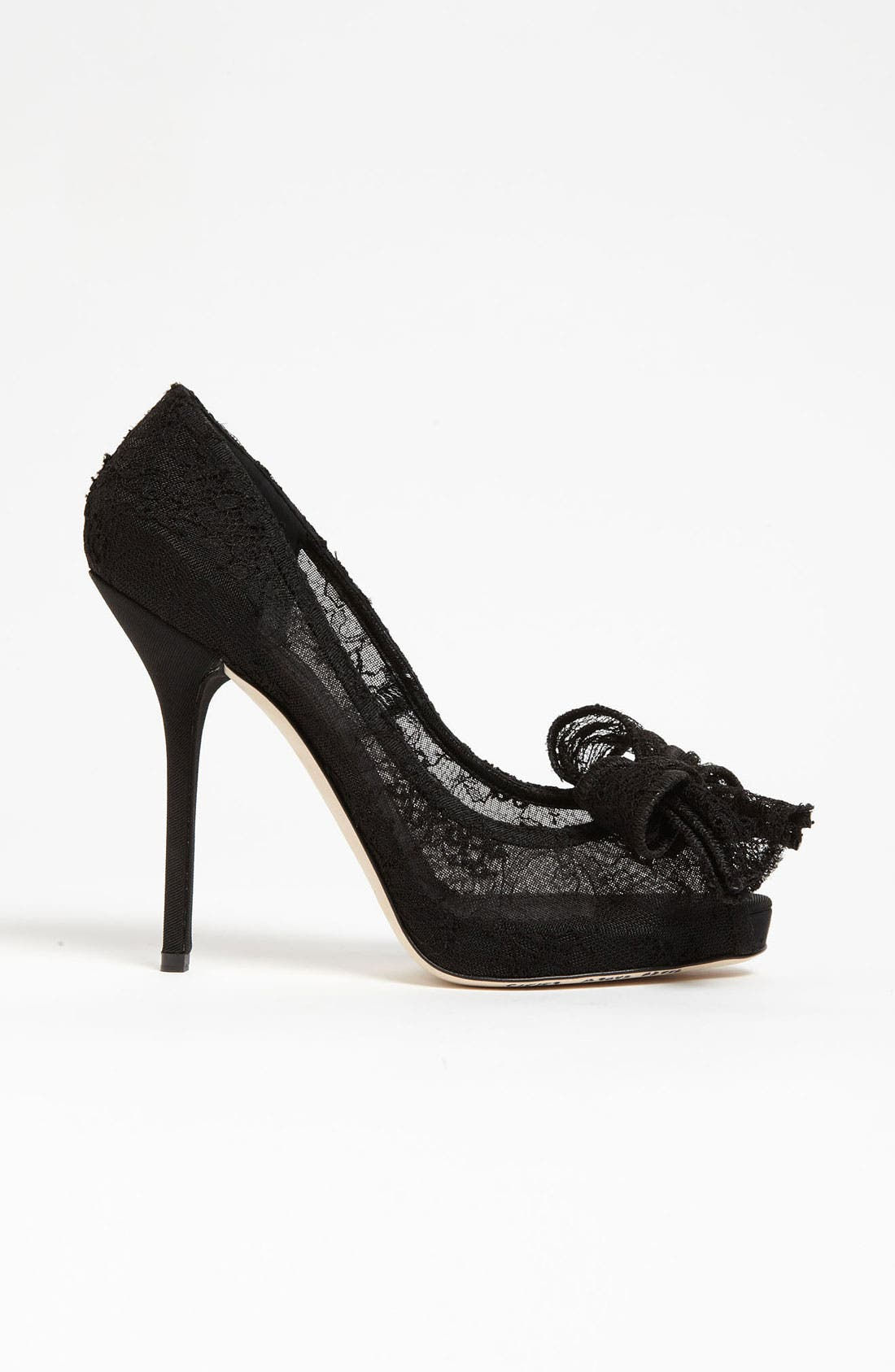 Alternate Image 4  - Dolce&Gabbana Lace Pump