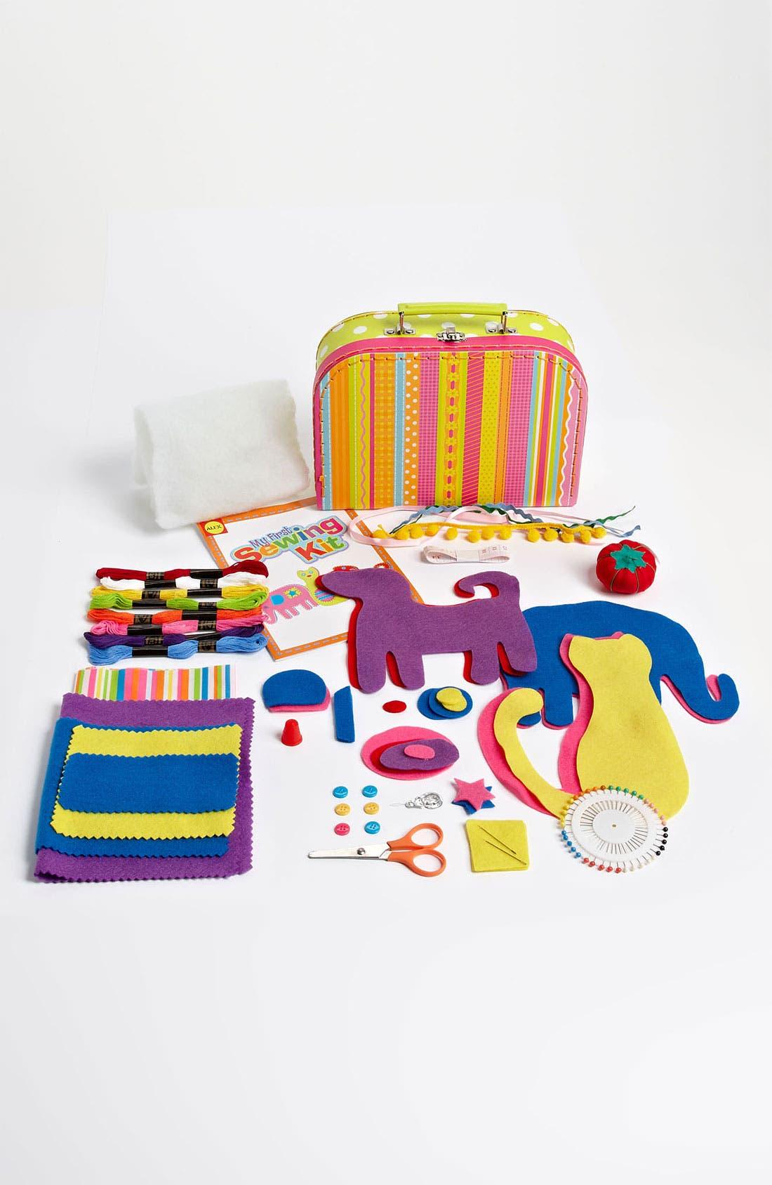 Main Image - Alex® Toys 'My First Sewing Kit' Craft Kit