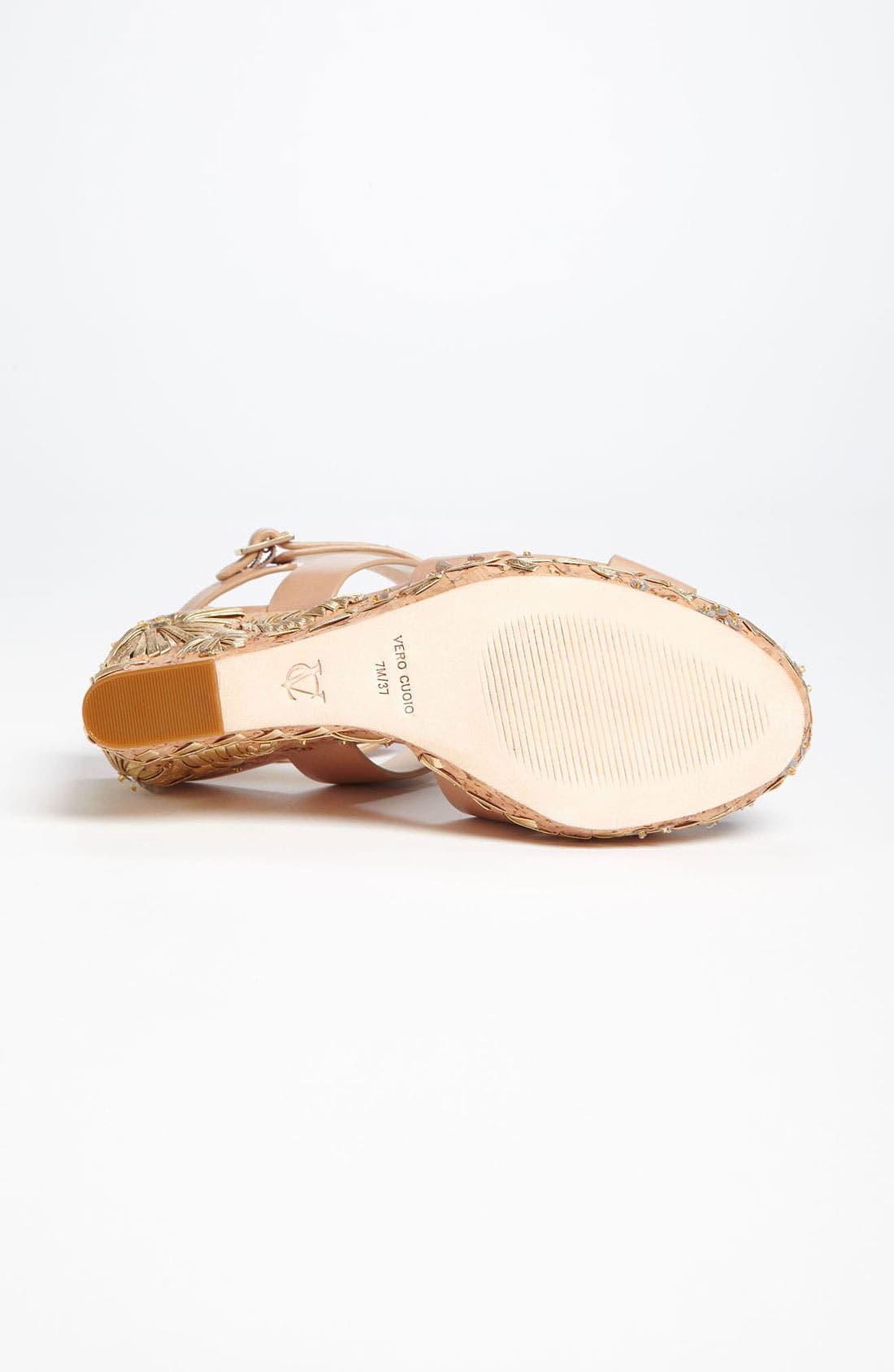 Alternate Image 4  - VC Signature 'Mira' Sandal
