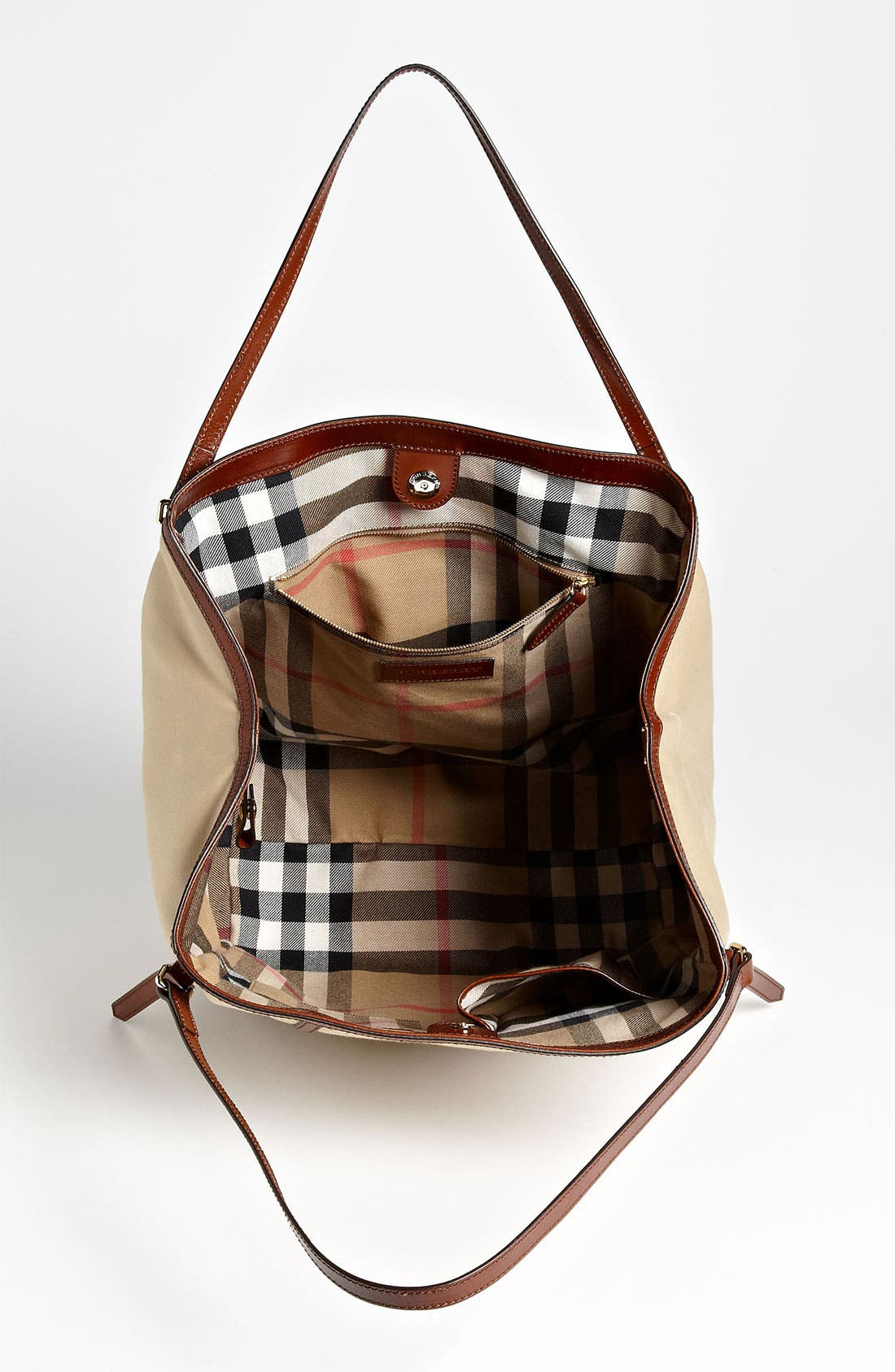 Alternate Image 3  - Burberry 'Trench - Medium' Fabric Tote