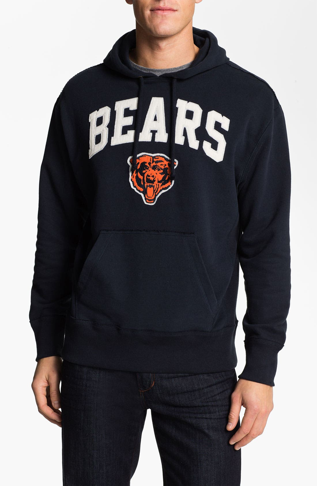 Alternate Image 1 Selected - Banner 47 'Chicago Bears' Hoodie