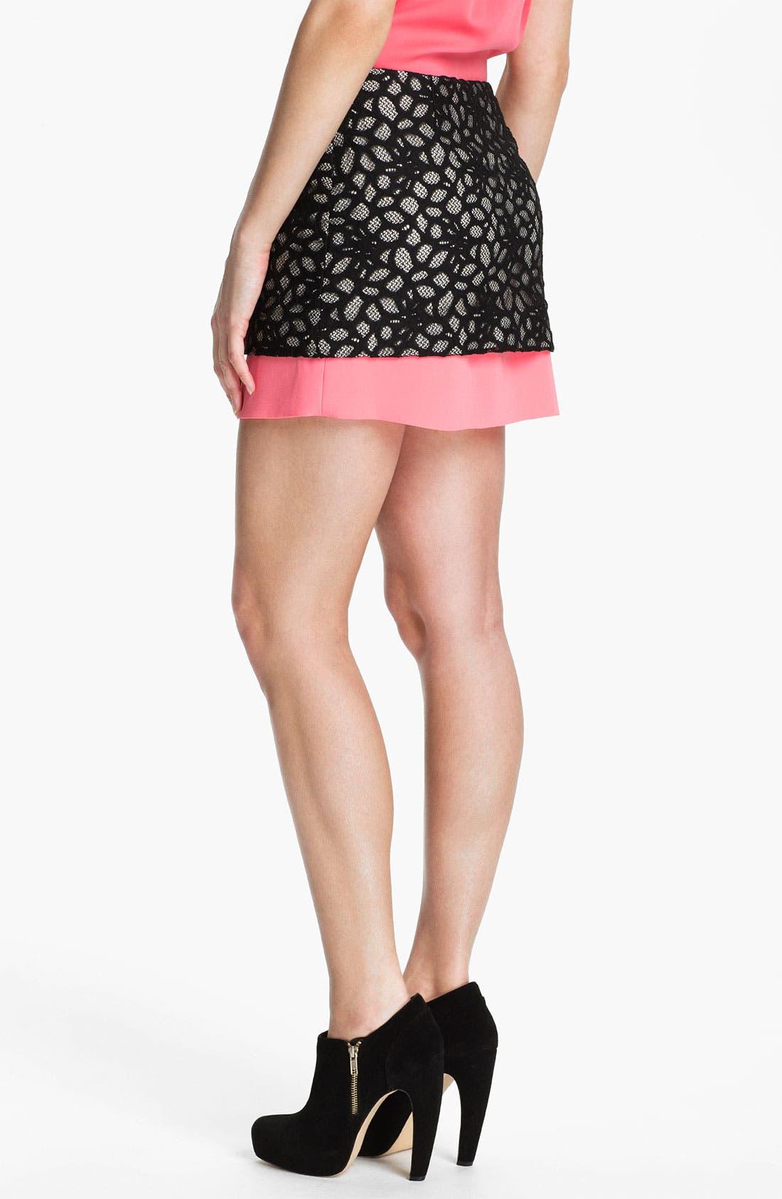 Alternate Image 2  - Diane von Furstenberg 'Elley' Miniskirt