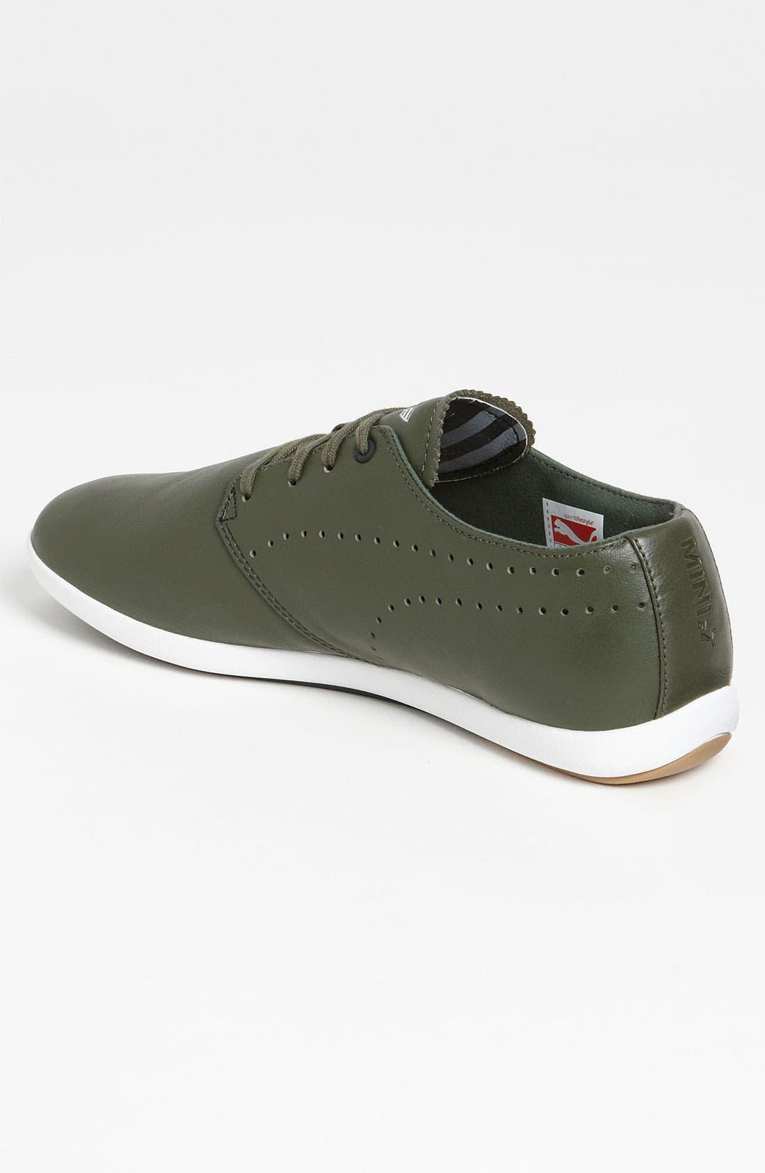 Alternate Image 2  - PUMA 'Mini Alwyn Mid' Sneaker (Men)