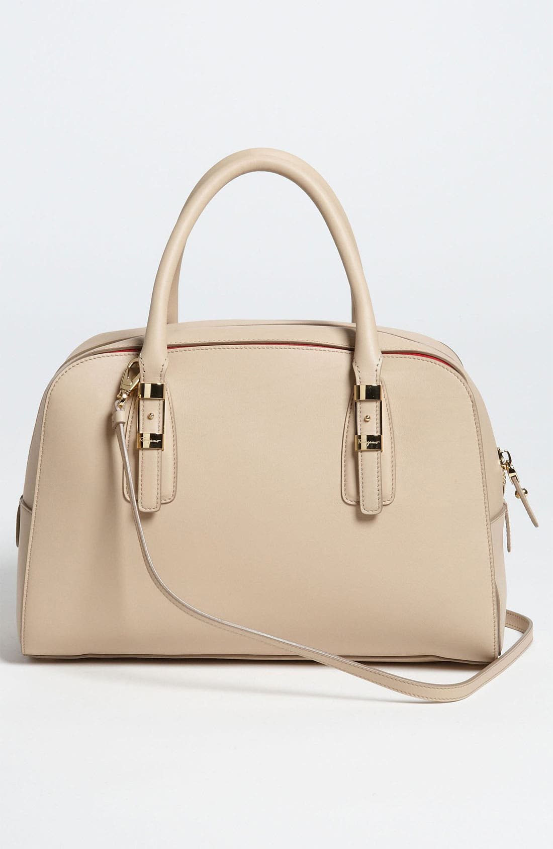 Alternate Image 4  - Salvatore Ferragamo 'Emmy - Small' Leather Crossbody Bag