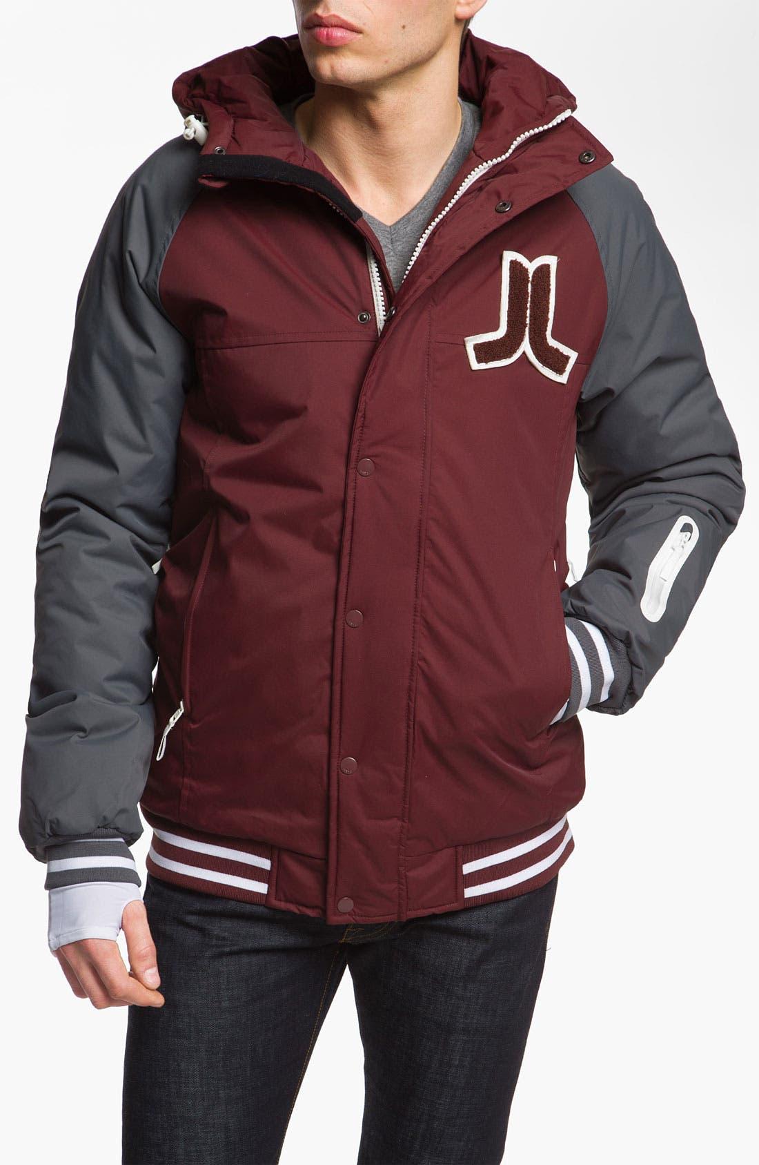Alternate Image 1 Selected - WeSC 'Jakobi Plus' Hooded Jacket
