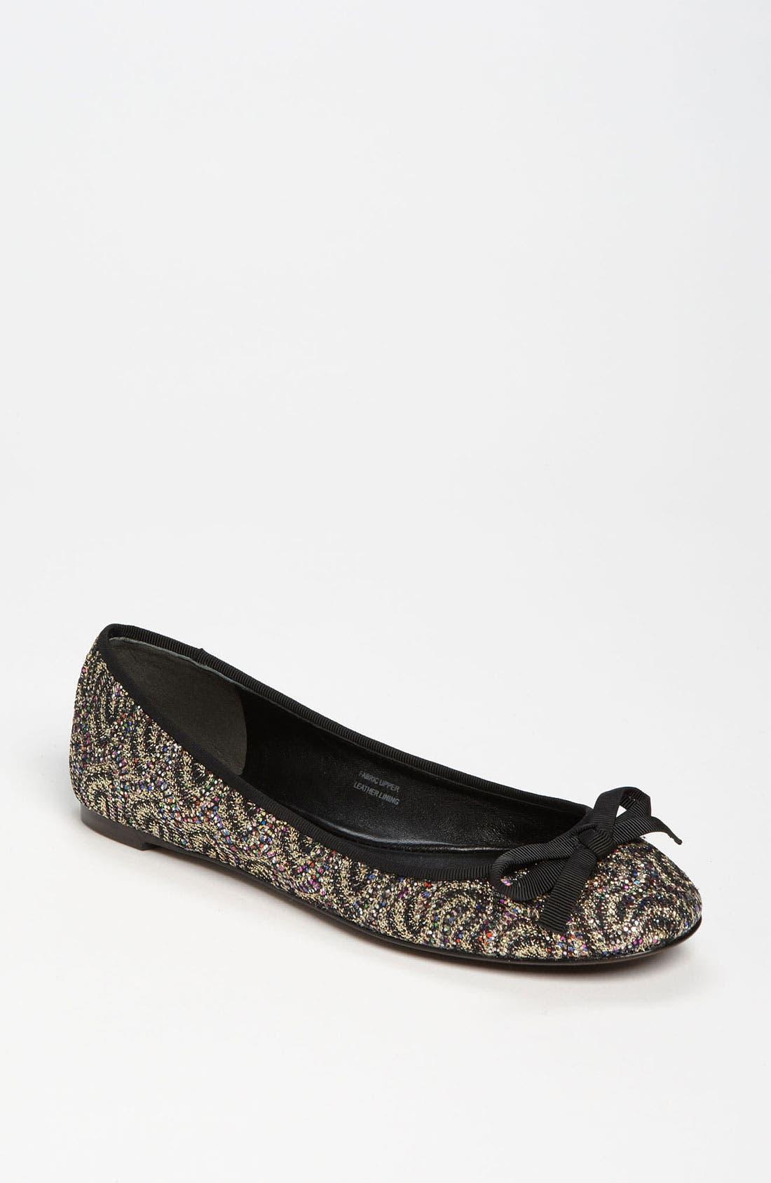 Alternate Image 1 Selected - Vera Wang Footwear 'Laetitia' Flat