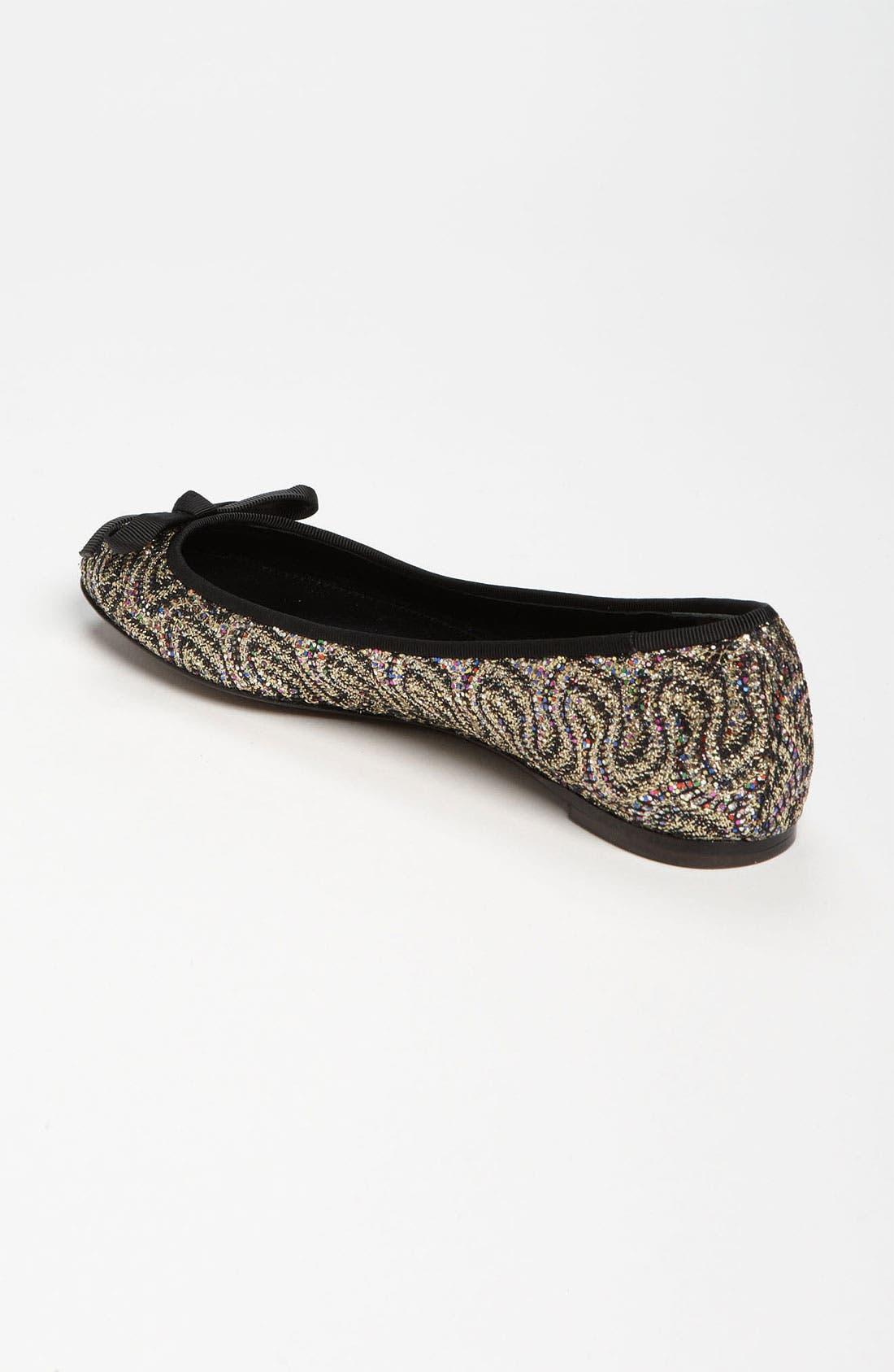 Alternate Image 2  - Vera Wang Footwear 'Laetitia' Flat