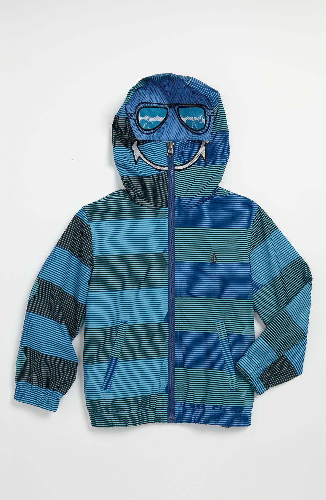 Alternate Image 1 Selected - Volcom 'Sonrisa' Jacket (Toddler)