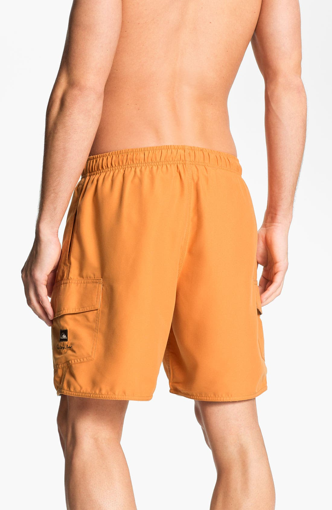 Alternate Image 2  - Quiksilver Waterman Collection 'Balance' Swim Shorts