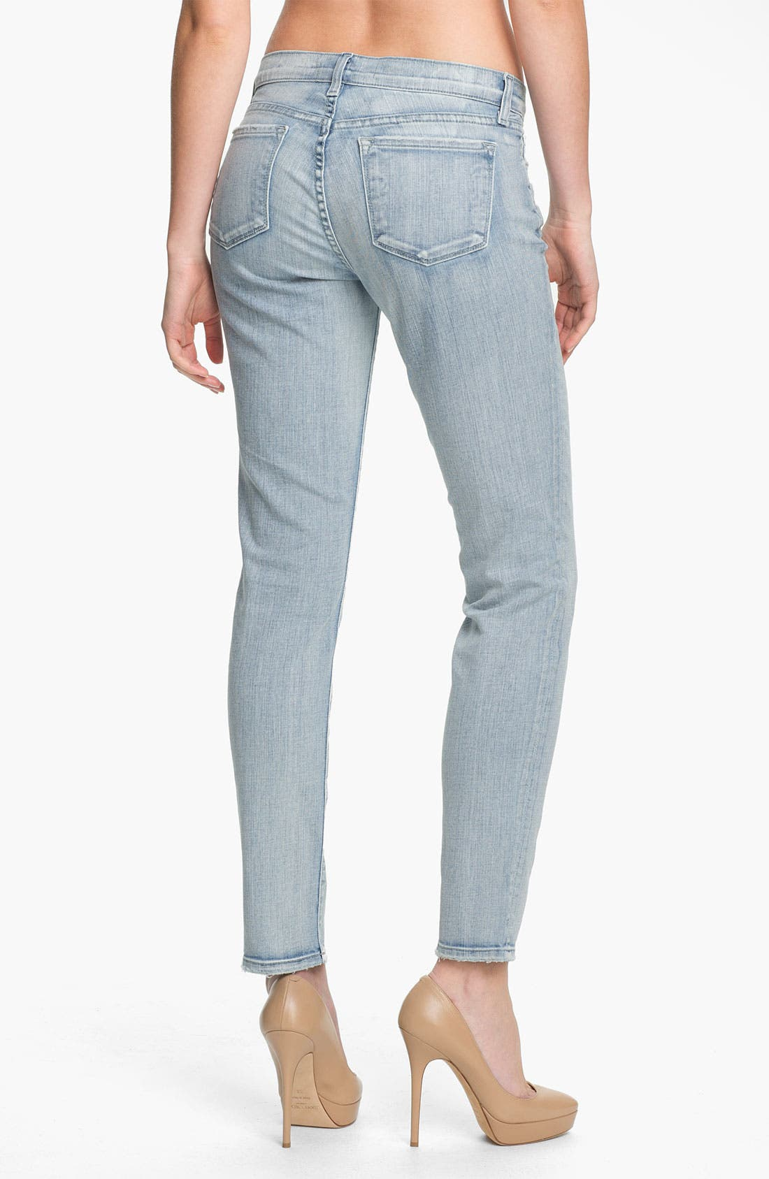 Alternate Image 2  - J Brand '811' Skinny Stretch Jeans (Afterlife)