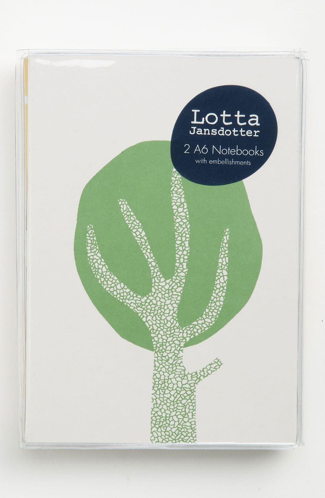 Alternate Image 1 Selected - Paperback Notebooks (2-Pack)