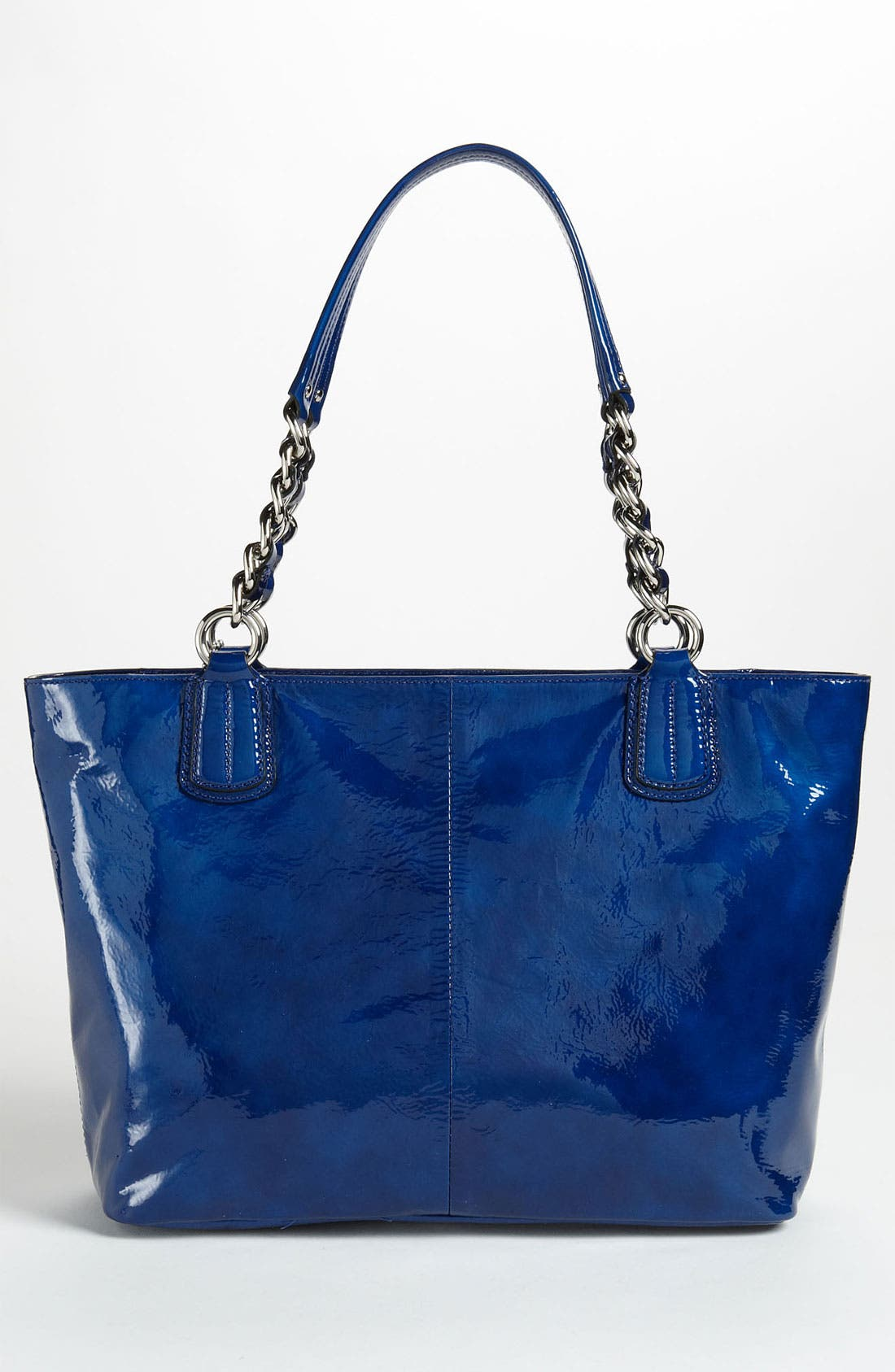 Alternate Image 4  - COACH 'Madison' Patent Leather Tote