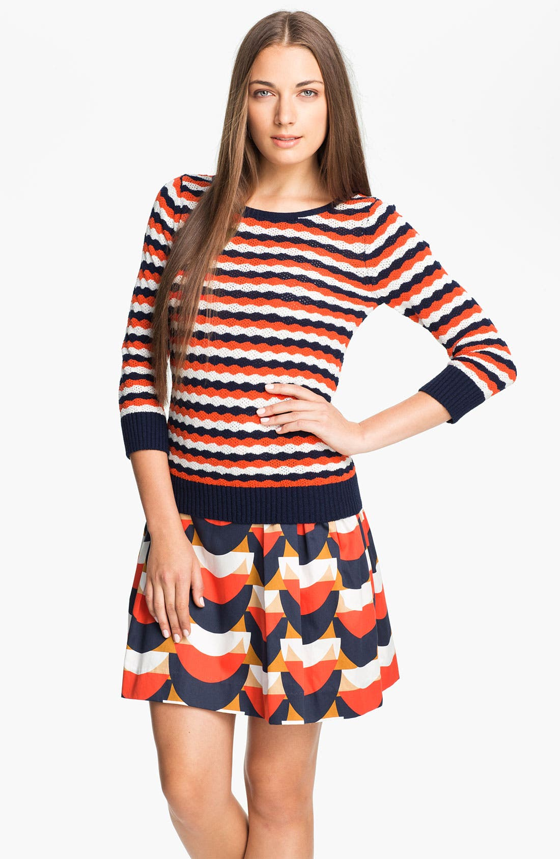 Main Image - Milly 'Wave' Sweater