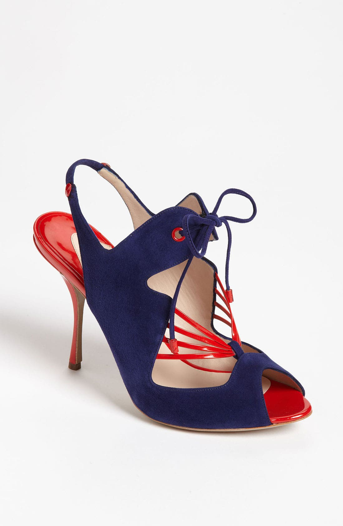 Alternate Image 1 Selected - Nicholas Kirkwood Slingback Pump