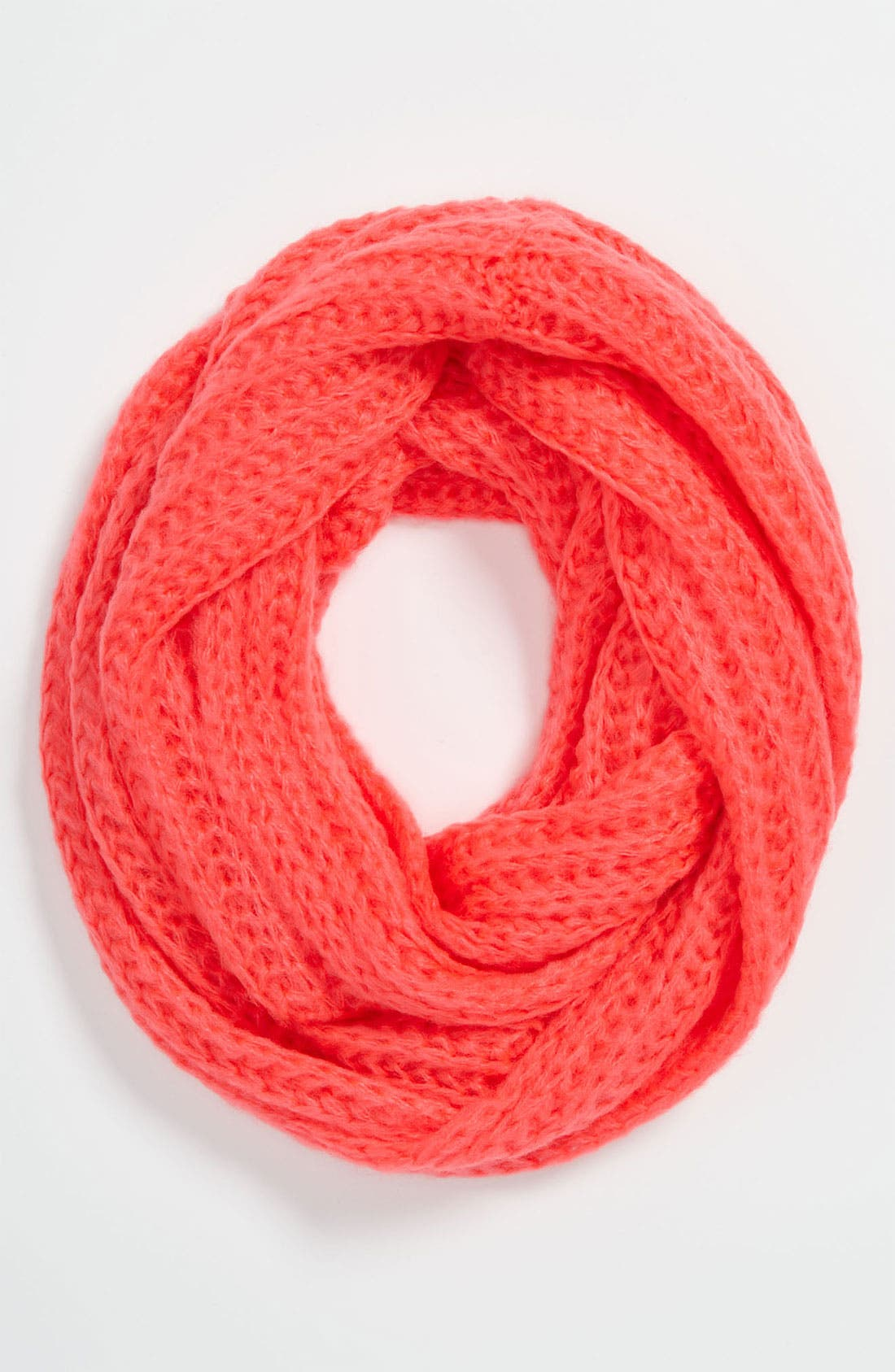 Main Image - The Accessory Collective Knit Infinity Scarf (Girls)