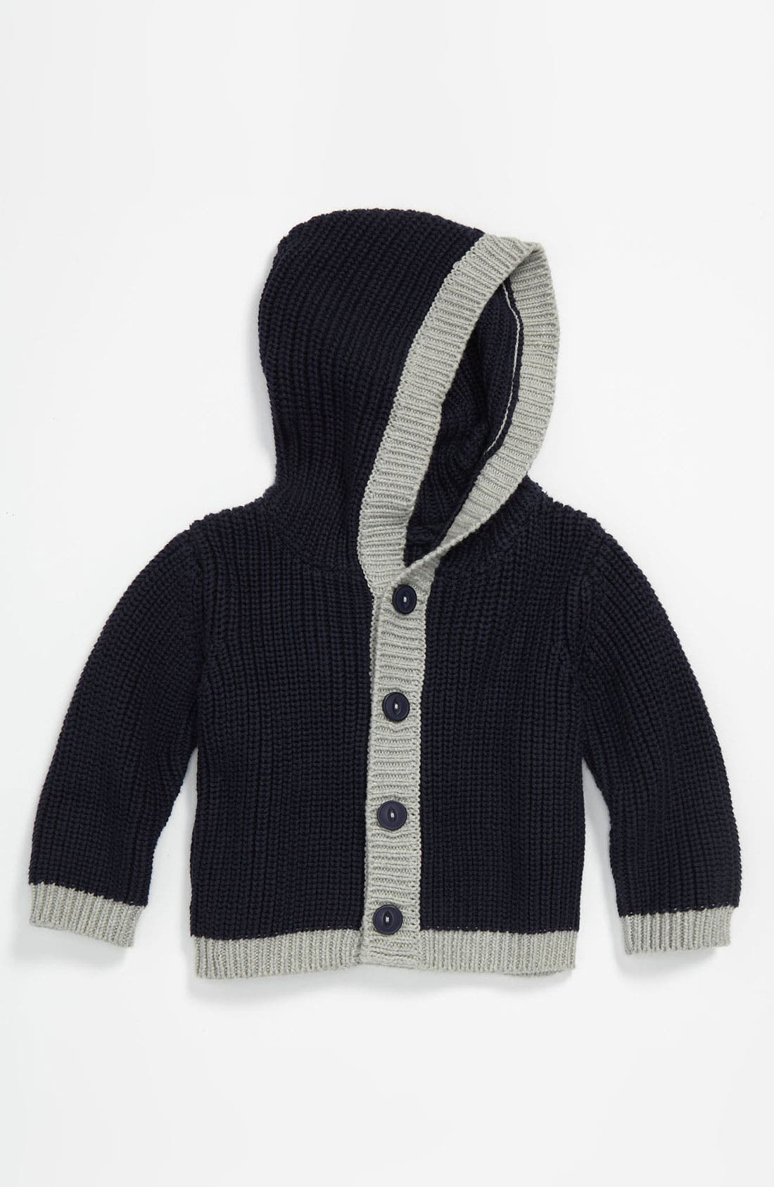 Alternate Image 1 Selected - Nordstrom Baby Shaker Sweater (Infant)