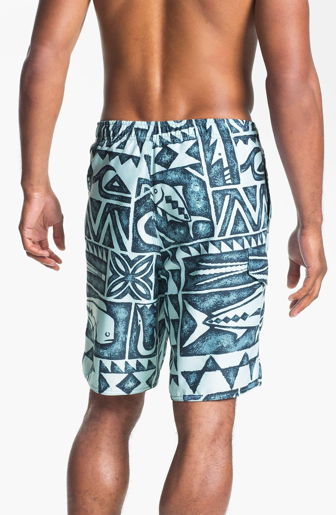 Alternate Image 2  - Quiksilver 'Papua' Board Shorts