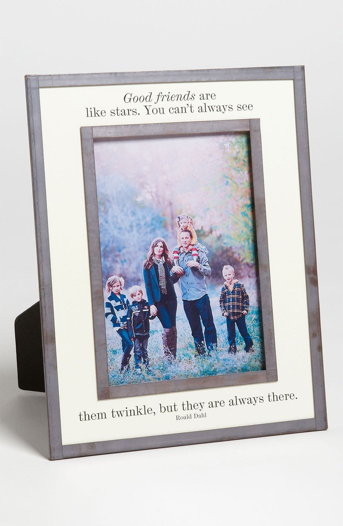 Alternate Image 1 Selected - Ben's Garden 'Good Friends Are Like Stars' Picture Frame