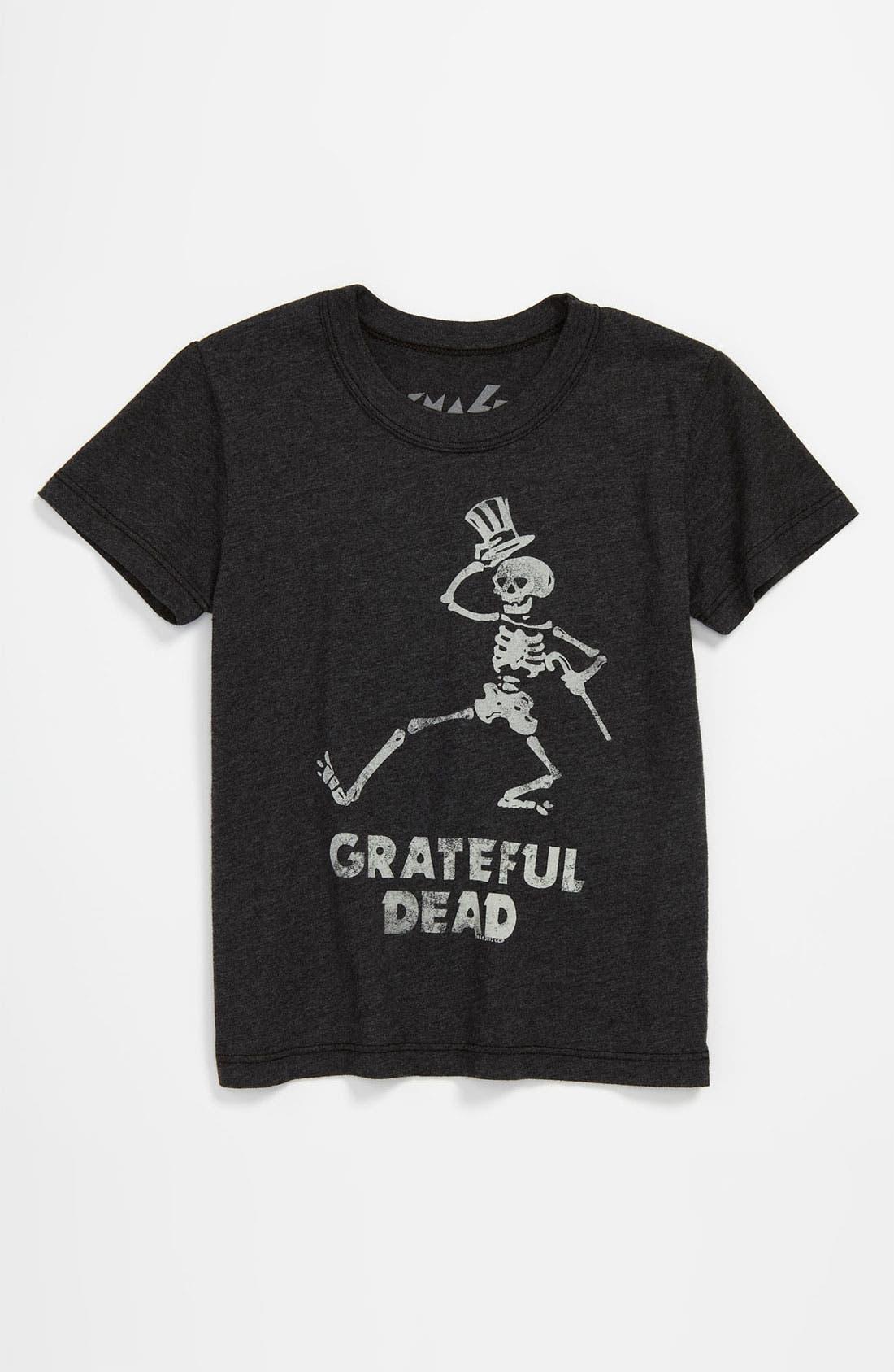 Main Image - Chaser 'Grateful Dead' T-Shirt (Toddler)